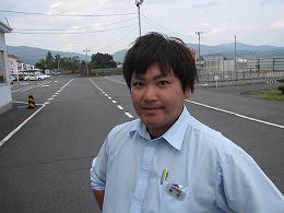 藤岡 指導員
